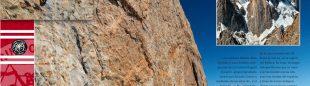 Las Arañas de Lecco en el Uli Biaho. Desnivel 328.  ()