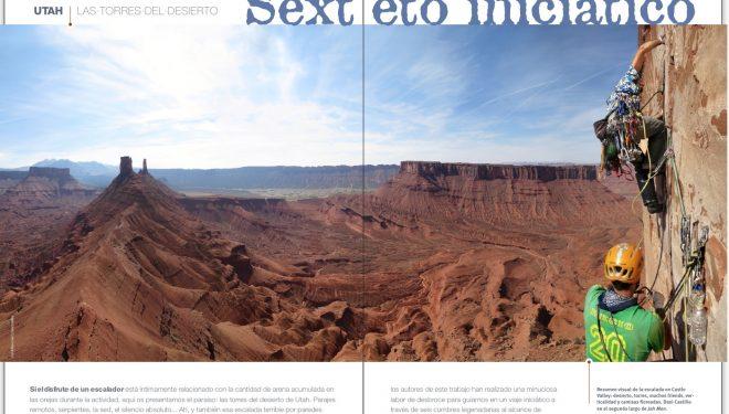 Desnivel 327. Las torres del desierto  ()
