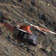 Helicóptero del Grupo de Emergencia y Salvamento del Gobierno Canarias (GES)  (Oliver Lavoisey)