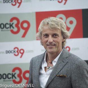 Jesús Calleja en la inauguración DOCK39 Gijón  ()