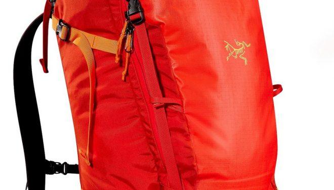 Nueva mochila Khamski de ArcTeryx  ()