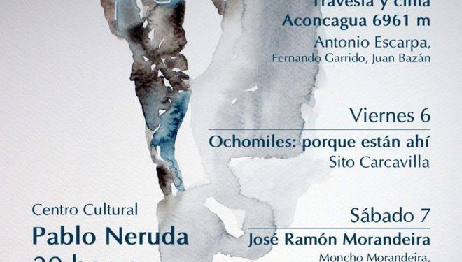 Cartel de las XIII Jornadas de Montaña de Biescas 2013  ()