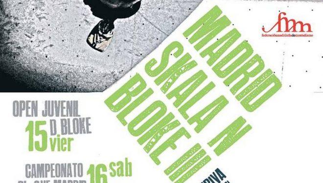 Cartel MADRID SKALA N BLOKE III  ()