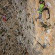 Alex Megos ganador The North Face Kalymnos Climbing Festival 2013  (The North Face)