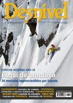 Portada de la revista Desnivel nº 330. Especial Invierno 2013-2014 [WEB]  ()