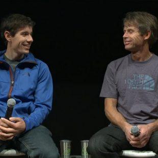 Alex Honnold y Peter Croft charlan sobre el solo integral  (The North Face)