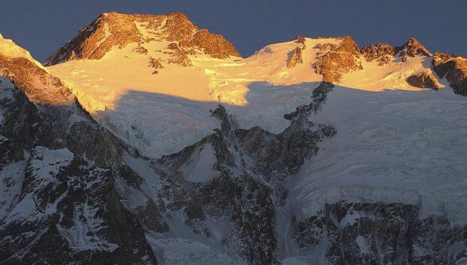 Vertiente del Diamir del Nanga Parbat (invierno 2013)  ((c) Ralf Dujmovits)