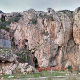 Zona de escalada de La Cala (Málaga)  (AAEE)