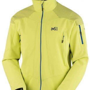 Millet reedita la chaqueta Roc+Ice  ()