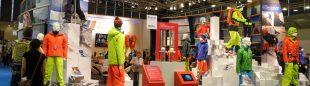 Stand de Berghaus. ISPO2014  ()