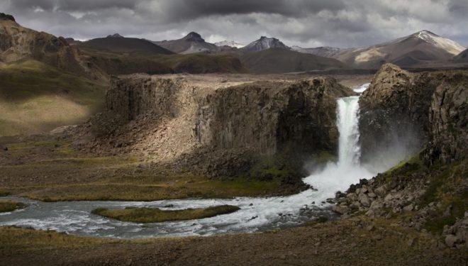 Valle de los Cóndores (Chile)  (Acceso Sur)