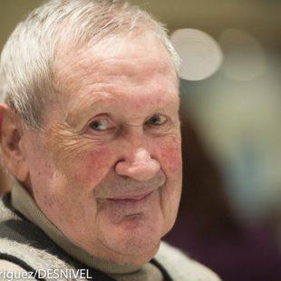 A sus 86 años
