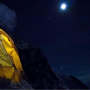 Buenas noches desde el Nanga Parbat  ()