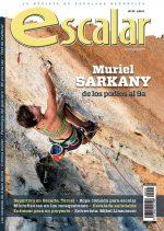 Portada de la revista Escalar nº 92. Junio/Julio 2014 [WEB]  ()