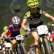 Ciclistas en Vallnord