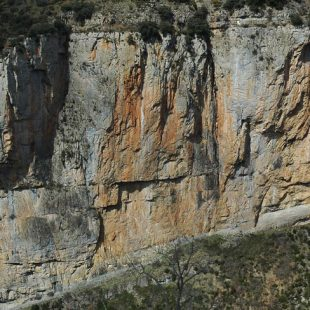 Zona de escalada Congosto del Ventamillo (Huesca)  (Foto: lanochedelloro.com)