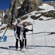 Llegada a meta del primer equipo lebaniego formado por Ivan Cuesta y Diego Diaz que se han llevado la Copa Regil Trofeo BBK 2014  ((c) Santiago Yániz)