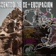 Plano de situación del 2º encuentro de re+equipación de Cerro del Hierro  ()