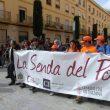 Comienzo de la marcha del 2013 en Orihuela  (Ayuntamiento de Orihuela)