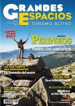 Portada de la revista Grandes Espacios nº 200. Especial Pirineos [WEB]  ()