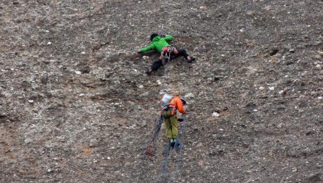 Sachi Amma y Ferran Guerrero en La reina de Escocia (220 m