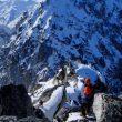 Apertura de The Odyssey al Pyramid Peak (Revelations Mountains
