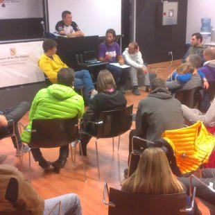 Presentación de la asociación Escalada Sostenible Islas Baleares  (ESIB)