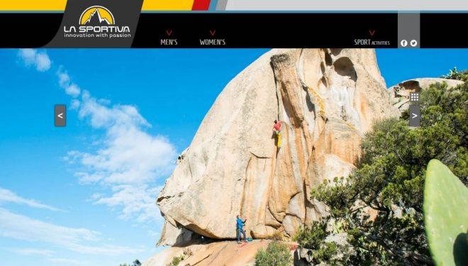 La Sportiva renueva su imagen en Internet con una nueva web  ()
