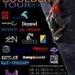 Cartel del II Madrid Boulder Tour  ()