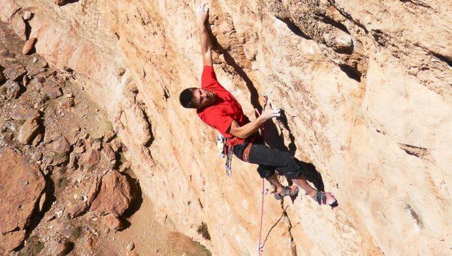 Dani Moreno en Tabula rasa (240 m