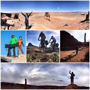 Alex Honnold y Cedar Wright escalan 45 torres del desierto en 3 semanas. Proyecto Sufferfest2  ()