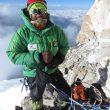 Alex Txicon a 7350m en el Kangchenjunga 2014  ()