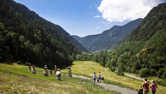 Ruta del Ferro en Andorra.  (Turismo Andorra)