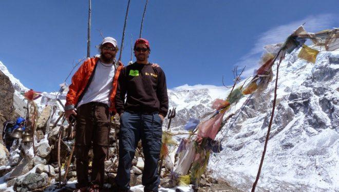 Jorge Egocheaga y Martín Ramos