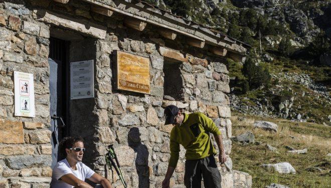 Excursionismo por Andorra.  (Turismo Andorra)