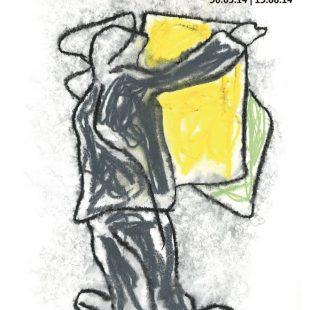 Cartel de la Feria del Libro 2014.  ()