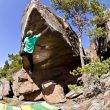 Niccolo Ceria en Living the Dream8B+.  Aland (Finlandia)  ()