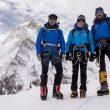 Los miembros de la Expedición BBVA 2014 al Kangchenjunga