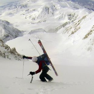 Kilian Jornet en su ascensión al Mckinley  (Summits of my Life)