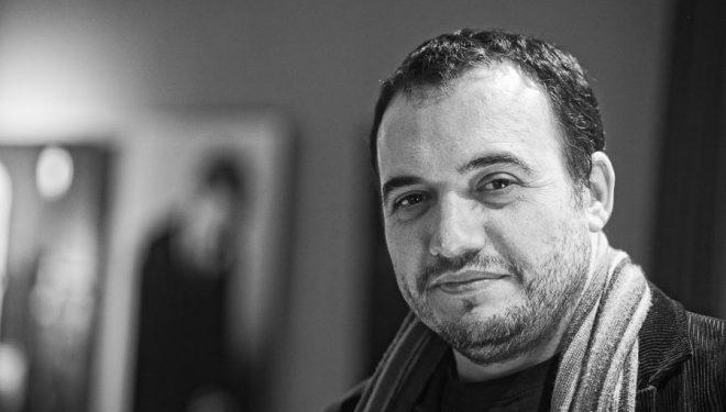 El escritor David Torres (2014)  (Darío Rodríguez/DESNIVEL)