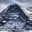 Cara norte del Eiger  (Col. Robert Jasper)