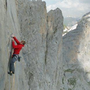 Nalle Hukkataival en Silbergeier (240 m