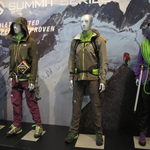 Feria Outdoor 2014. Colección Summit Series de The North Face  ()