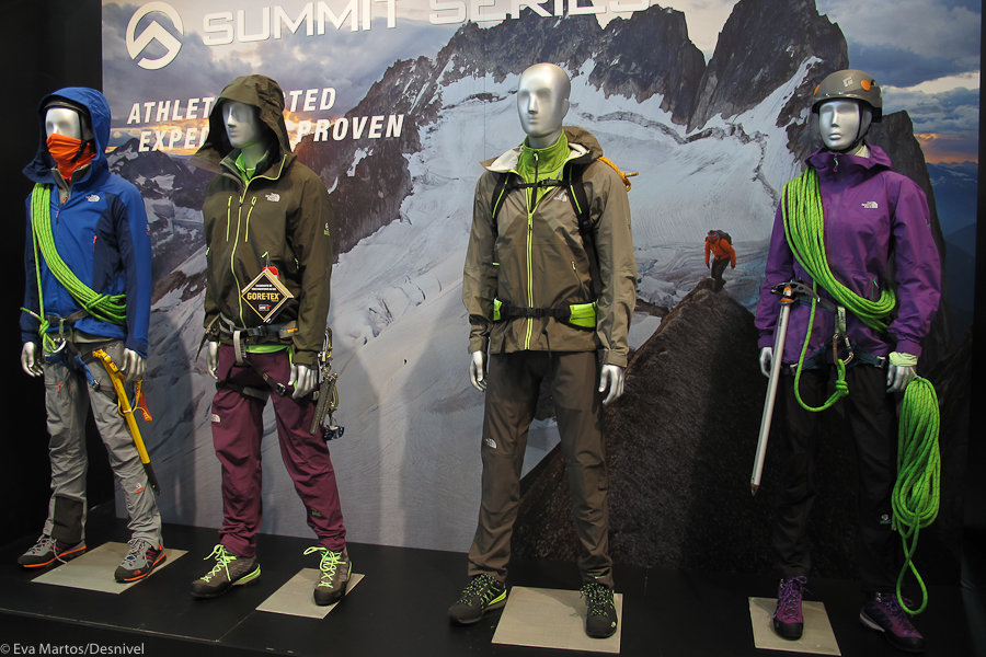 2c0389f39d6 Feria Outdoor 2014 (IV): Novedades en vestimenta de montaña y escalada