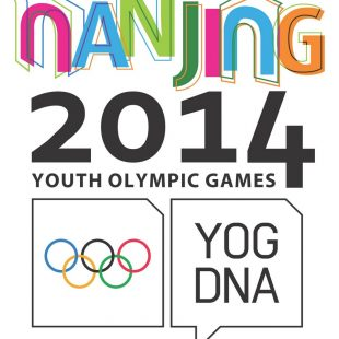 Logo de los Juegos Olímpicos de la Juventud 2014 de Nanjing (China)  ()