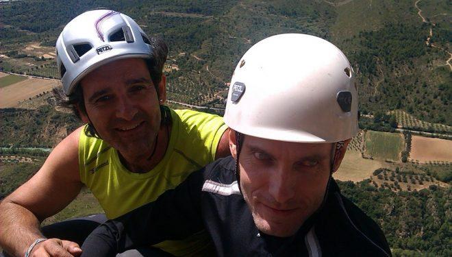 Ricardo Pérez y Manuel Cepero