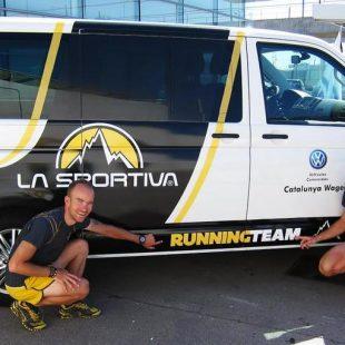 La Sportiva y Catalunya Wagen  ()