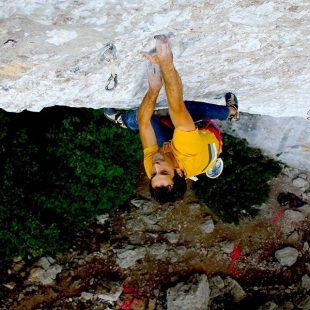 Ander Lasagabaster en Celedon 9a de Ilarduia  ()