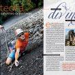 Meteora en la revista Escalar nº 90.  ()