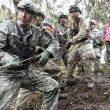 Labores de rescate del espeleólogo madrileño Cecilio López-Tercero. 2014  (Fuerza Aérea del Perú)